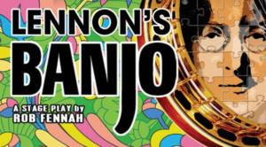 Ex-Beatle To Make Acting Debut in LENNON'S BANJO