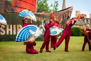 Nevill Holt Opera Unveils New Theatre for 2018 Season