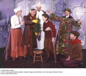 Westport Country Playhouse presents A CHRISTMAS CAROL
