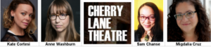 Cherry Lane Theatre Announces Playwrights & Mentors For The Obie Award-Winning Mentor Project Celebrating Its 20th Season