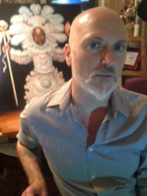 The Saints and Sinners Literary Festival to Feature Artist Timothy Cummings, 12/9