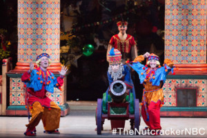 The Honourable Chrystia Freeland Makes Debut In The Nutcracker as A Cannon Doll