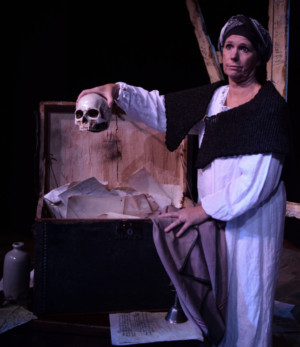 SHAKESPEARE HIS WIFE AND THE DOG Come to The Broad Stage, 1/18-28