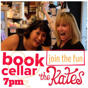The Kates Come to The Book Cellar 1/12 & 1/27