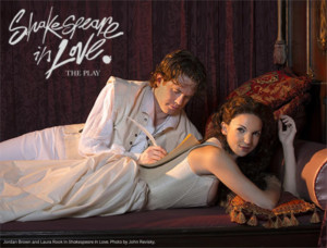 Complete Casting Announced For Asolo Rep's SHAKESPEARE IN LOVE