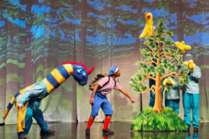 Ruth Stiles Gannett's Book, MY FATHER'S DRAGON, Comes To Life At The Thousand Oaks Civic Arts Plaza
