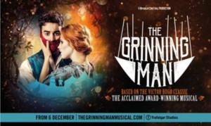 Kelsey Grammer, Hannah Waddingham & More to Record Songs From THE GRINNING MAN