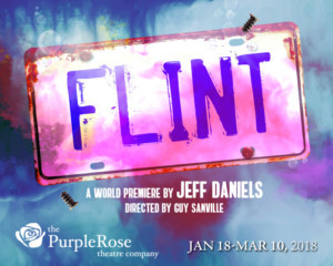 Jeff Daniels' FLINT to Make World Premiere at The Purple Rose Theatre This  Winter