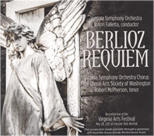 The Virginia Symphony, Led By JoAnn Falletta, Releases REQUIEM By Hector Berlioz