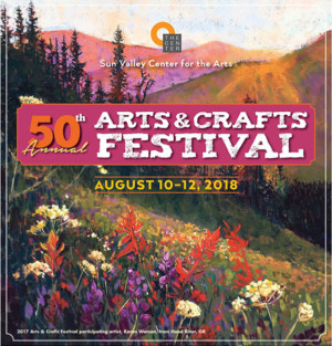 2018 Sun Valley Center Arts & Crafts Festival Artist Applications Now Available!