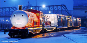 Kansas City Southern Holiday Express Train Rolls Into Union Station Tomorrow, 12/15