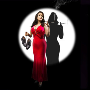 A Spin On Film Noir: Jill Vice's A FATAL STEP Comes To The Marsh