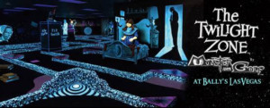 The Twilight Zon Monster Mini Golf at Bally's Las Vegas Now Open