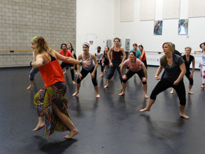 RDT Opens The Studio For An Open House For Dancers Of All Levels