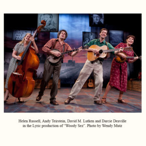 Westport Country Playhouse to Stage WOODY SEZ: THE LIFE AND MUSIC OF WOODY GUTHRIE