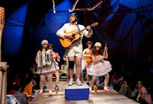 Wacky Beach Party PIRATES OF PENZANCE Comes to Pasadena Playhouse