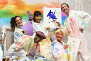 Bay Area Children's Theater Debuts Musical Version Of BEAUTIFUL OOPS!, 1/19