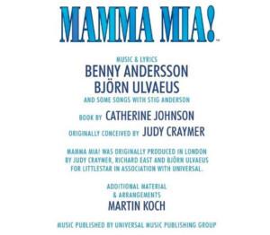 The New Australian Production Of MAMMA MIA! Opens In Brisbane