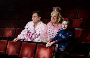 Panto Stars Launch Relaxed Performance of SLEEPING BEAUTY