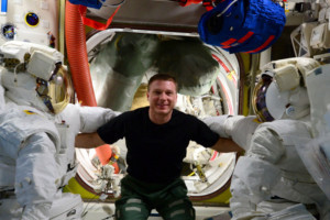 Astronaut Terry Virts Visits Thousand Oaks Civic Arts Plaza