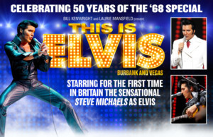 THIS IS ELVIS   BURBANK AND VEGAS to Embark on National Tour