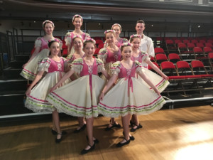 Talented Youngsters Take To The Stage As Panto Heads To Parr Hall