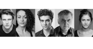 Casting Announced For GUNDOG At The Royal Court Theatre