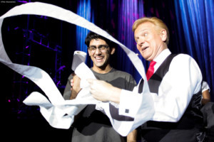 State Theatre New Jersey Presents THE ILLUSIONISTS