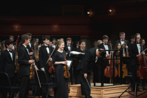 Generations of Musicians Come Together for Side-By-Side Performance at Bass Performance Hall