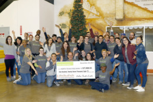 DTC Collects Record Amount For North Texas Food Bank During A CHRISTMAS CAROL