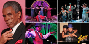 AIN'T MISBEHAVIN' Directed And Choreographed By Andr  De Shields Comes to NJPAC