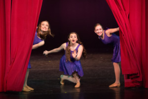 Maine State Ballet Presents 'Tap, Tap, Jazz'