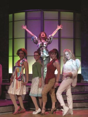 GIRLS NIGHT: THE MUSICAL Brings Raucous Fun To The Lincoln