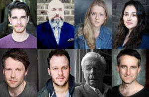 Casting Announced For THE GRIFT At The Historic Bethnal Green Town Hall Hotel