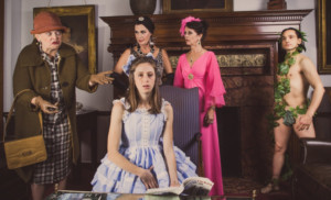White Horse Theater to Present Immersive Tennessee Williams Play at the Players Club