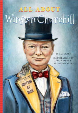 New Book on the Life of Winston Churchill Available Now