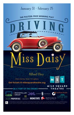Mile Square Theatre Presents DRIVING MISS DAISY