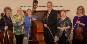 Leonia Chamber Musicians Society Performs A PASSION FOR MUSIC, 2/4