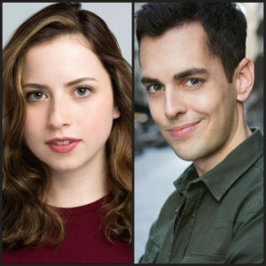 Alyssa May Gold & Blake Merriman to star in Art of Warr Productions' BRILLIANT TRACES