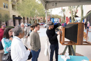 Scottsdale Artists-in-Residence present INTERACTIONS THROUGH ART