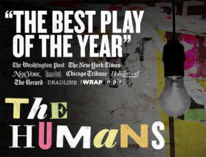 Tony Award-Winning Play THE HUMANS Takes The Stage at TheatreSquared, Today