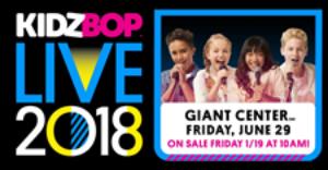 KIDZ BOP Live 2018 Comes To Hershey