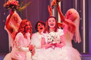 Here Comes the Bride! MURIEL'S WEDDING Original Cast Recording Released Today In Australia