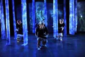 Dancers Of Damelahamid Perform in Toronto