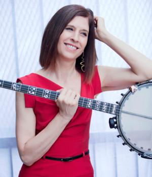 Famed Jazz Banjoist/Entertainer Brings Her Swingin' Sound to Birdland