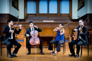 Telegraph Quartet + Philip Glass Ensemble Join San Francisco Conservatory Of Music Students and Alumni At Carnegie Hall