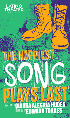 THE HAPPIEST SONG PLAYS LAST Completes 'Elliot Trilogy' At The LATC