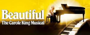 FSCJ Artist Series presents BEAUTIFUL - THE CAROLE KING STORY