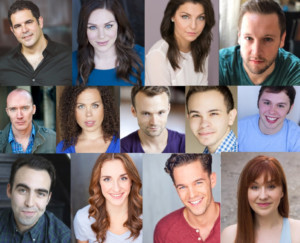 Cast Announced For Theo Ubique's SWEENEY TODD, Opening 3/12