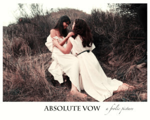 Bizarre Biblical Shocker ABSOLUTE VOW is Now Available On Amazon Prime